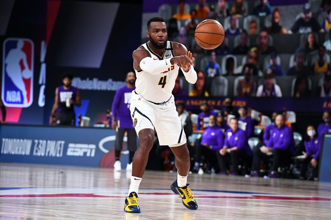 Denver Nuggets v Los Angeles Lakers - Game Five