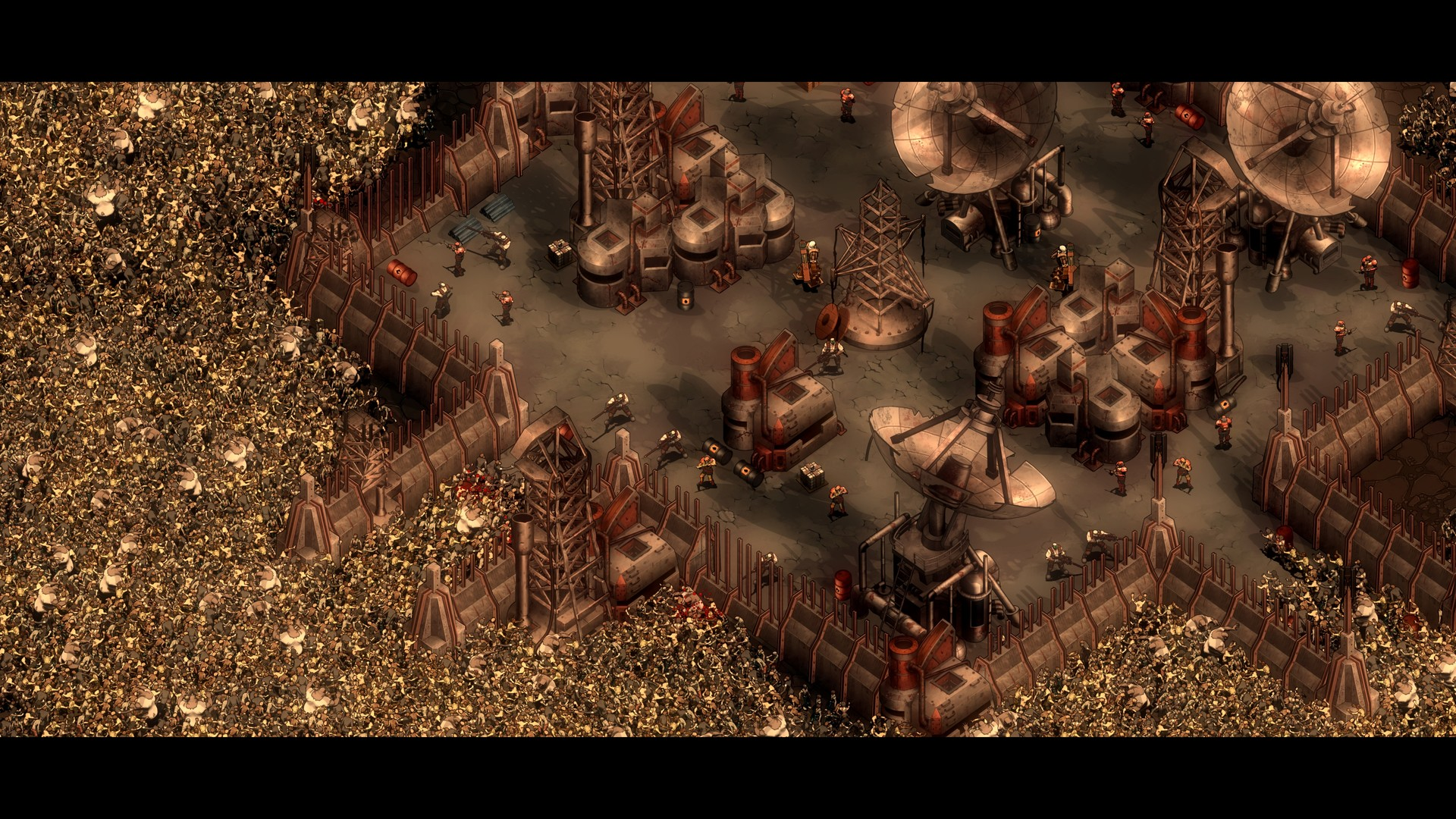 They Are Billions Has Captured Attention On Steam But