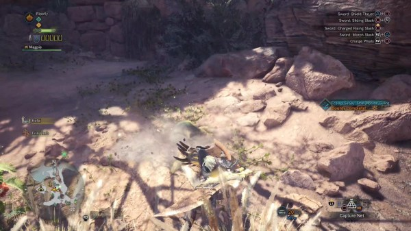 Monster Hunter Quest Guide - Year of Clean Water