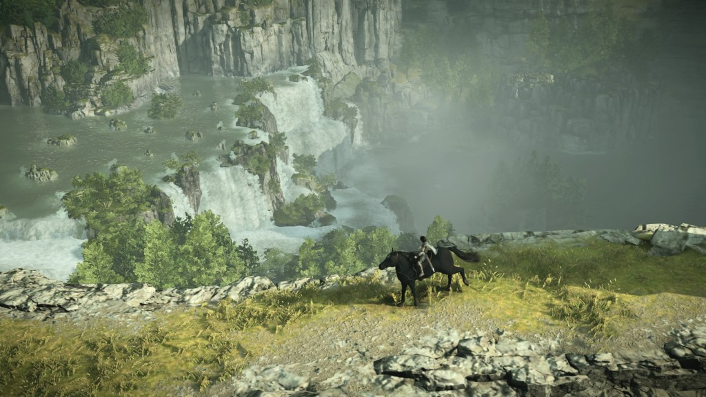 Image result for shadow of the colossus playstation 4