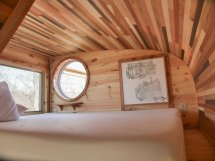 Whimsical Tiny House Masterpiece Of Craftsmanship - Year of Clean Water