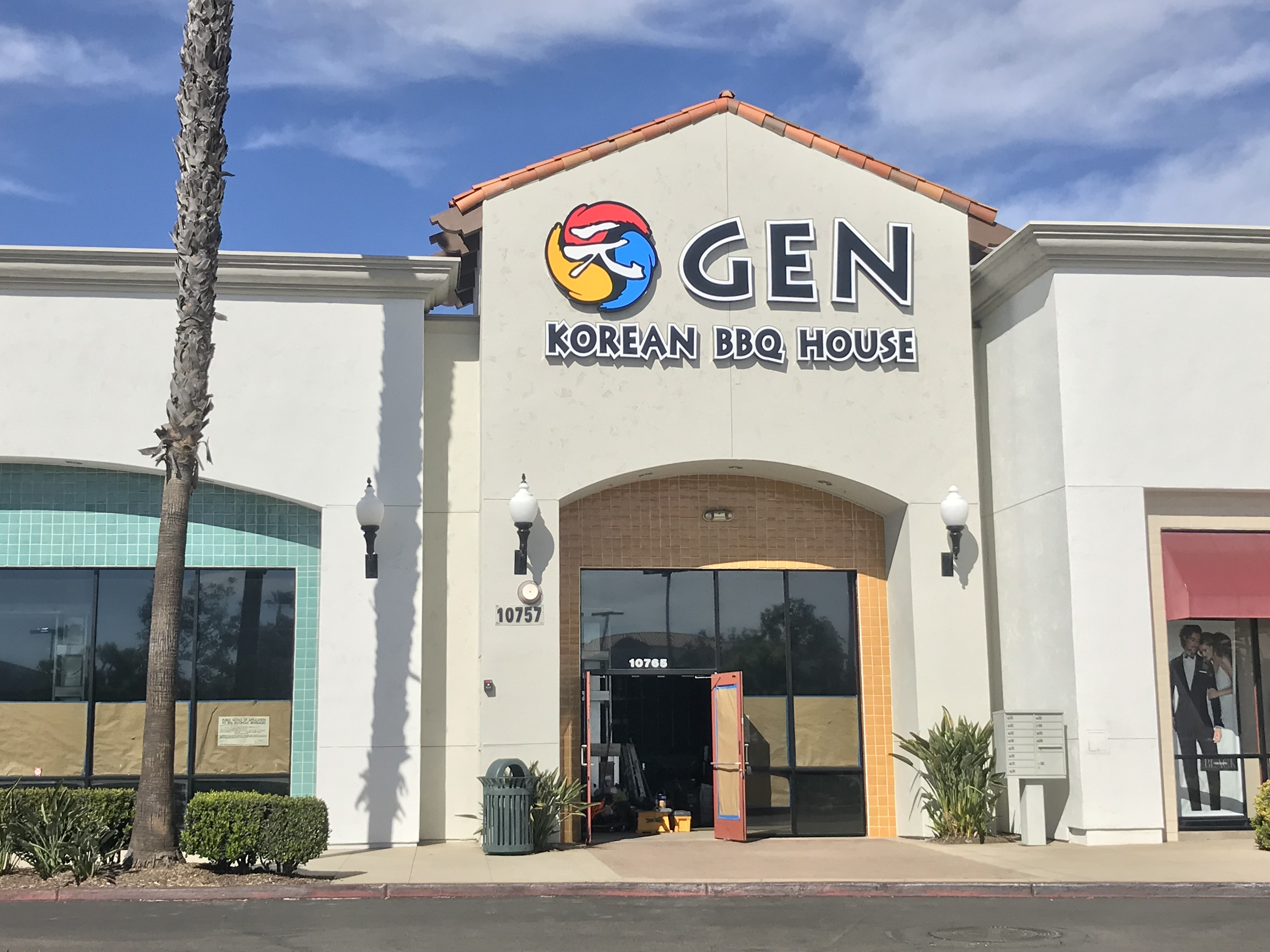AllYouCanEat Korean BBQ Arriving in Mira Mesa  Eater
