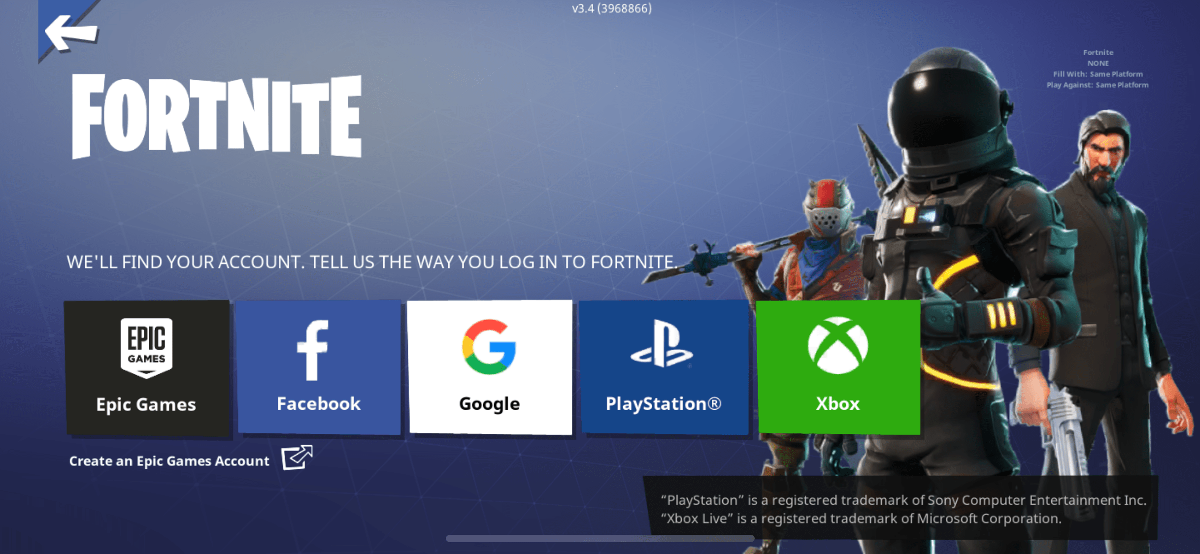 Top 10 Punto Medio Noticias | How To Enable 2fa On Playstation Fortnite