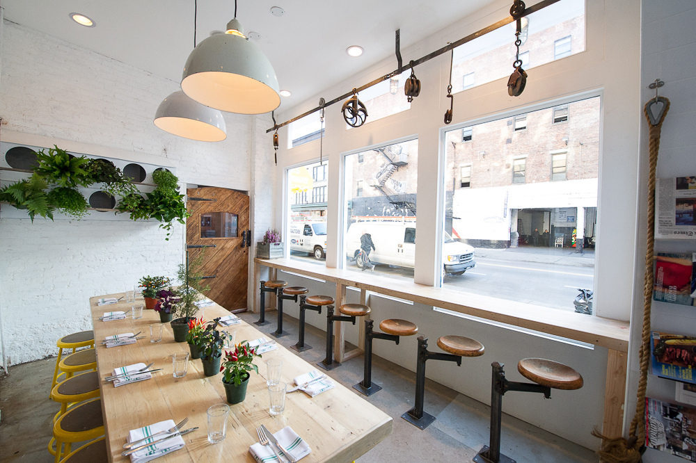 The Butchers Daughter a Cafe From Heather Tierney  Eater NY