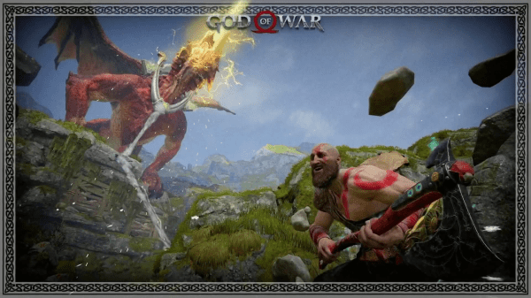 God Of War Mode Revealed Coming In Future Patch