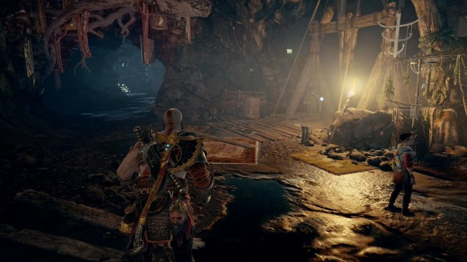 God of War The Black Rune walkthrough and collectibles - Polygon
