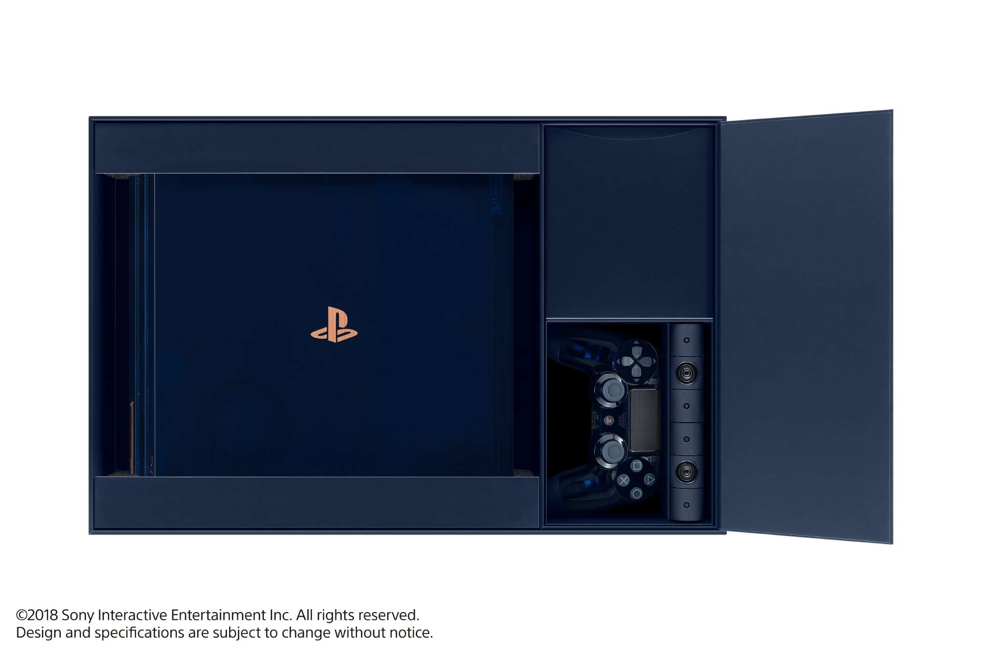 Gorgeous Limited Edition PS4 Pro Marks 500 Million