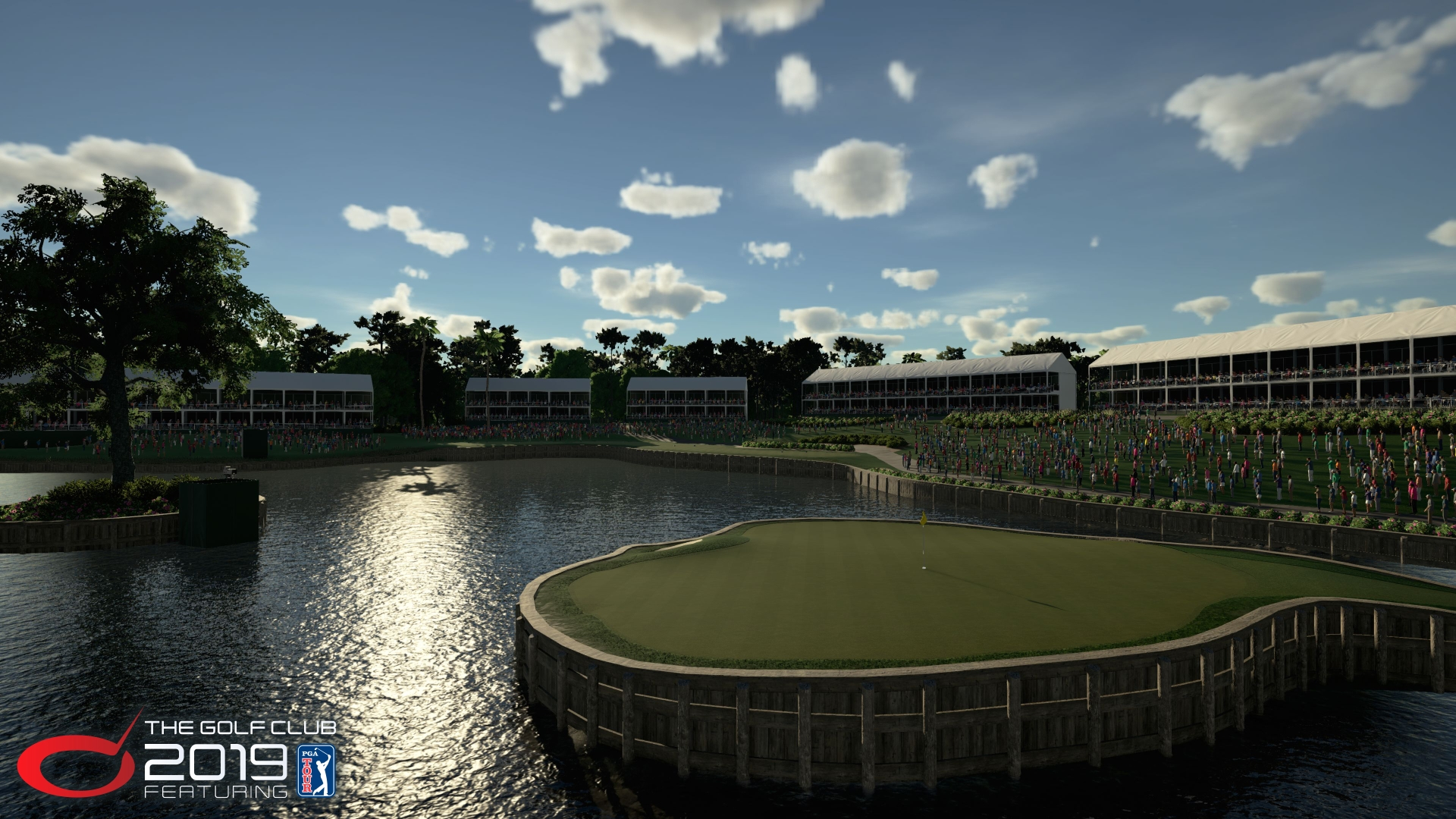 Golf Course Fall Season Wallpaper Pc The Golf Club 2019 Launches Today And Joins 2k Sports
