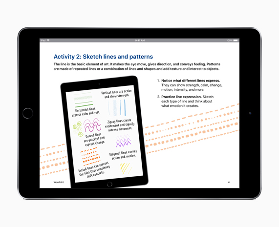 Apple's Everyone Can Create curriculum is now available in