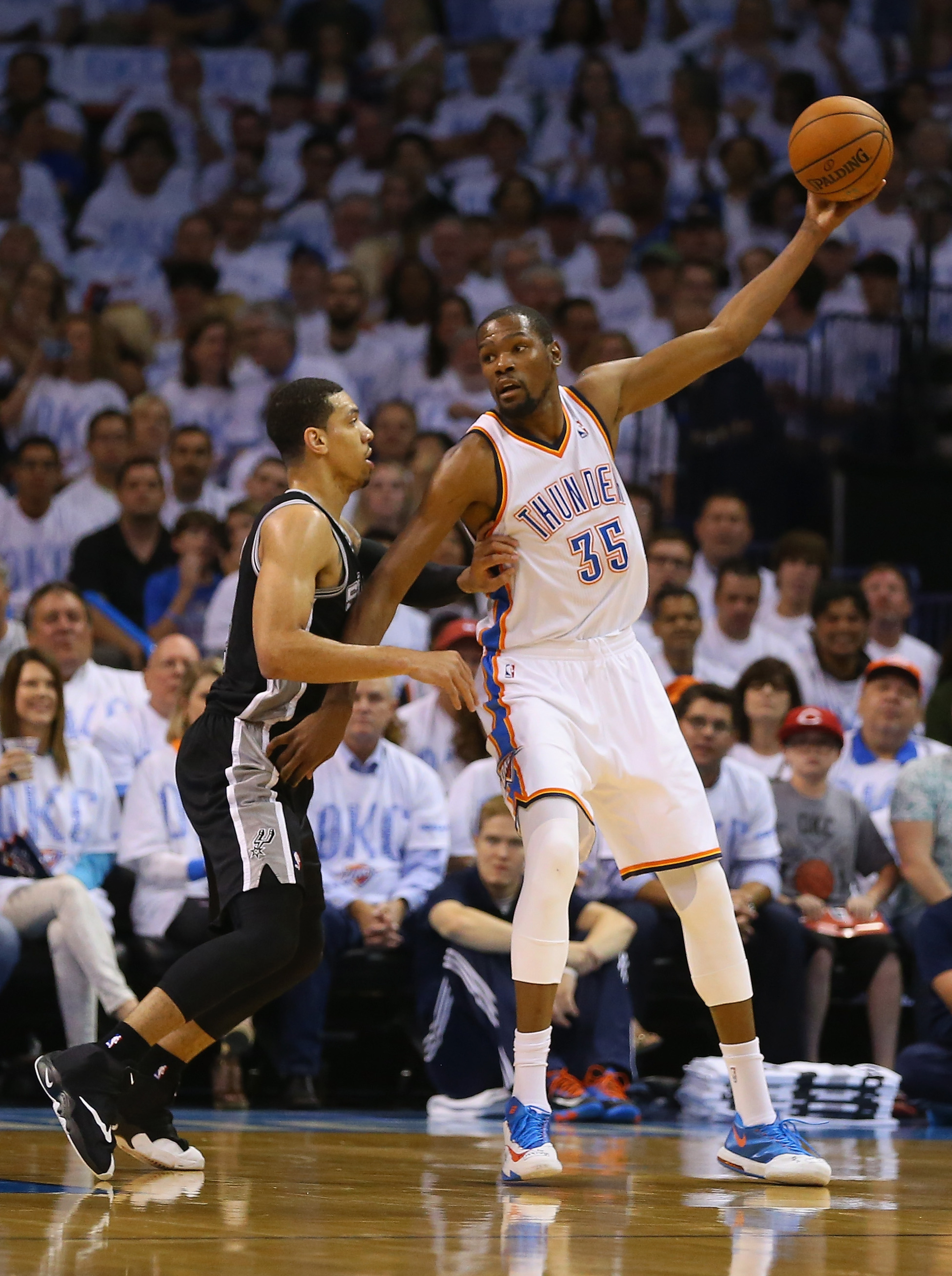 Can Kevin Durant Palm A Basketball An Investigation