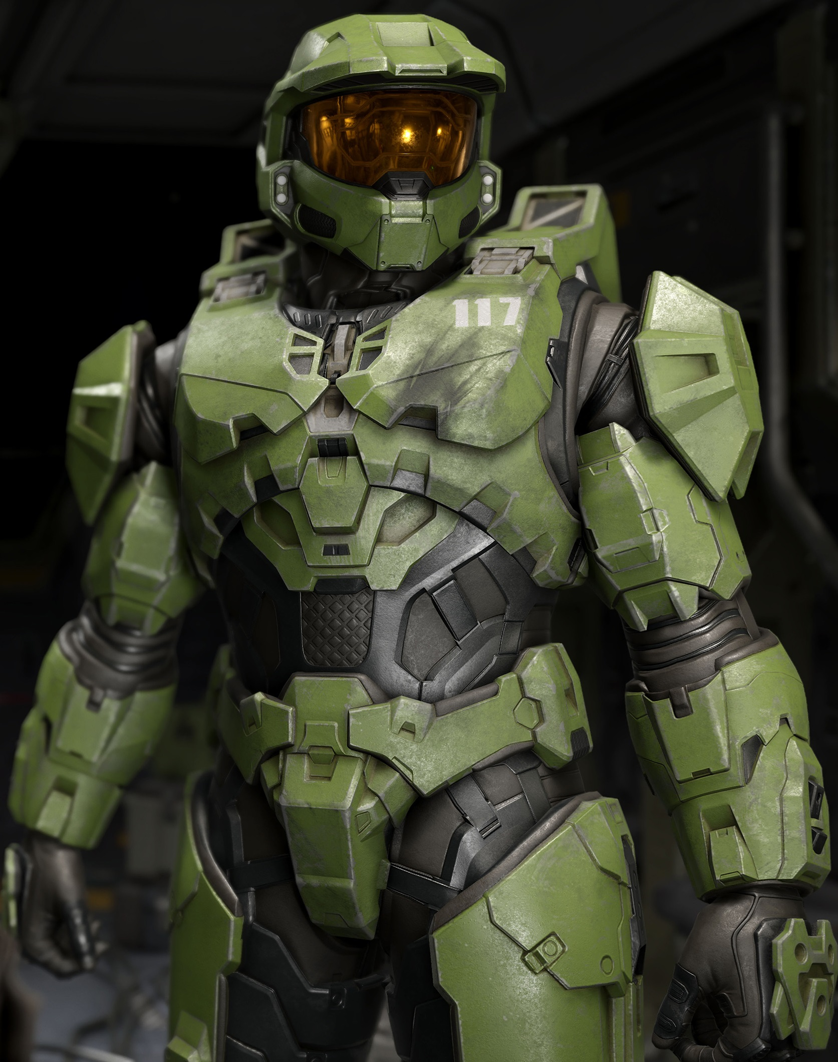 Halo 5 Master Chief Helmet : master, chief, helmet, Master, Chief's, Iconic, Armor, Changed, Years