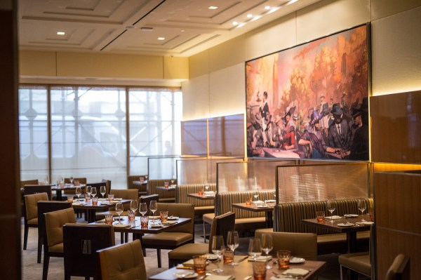 State Grill And Bar American Restaurant Empire Building - Eater Ny