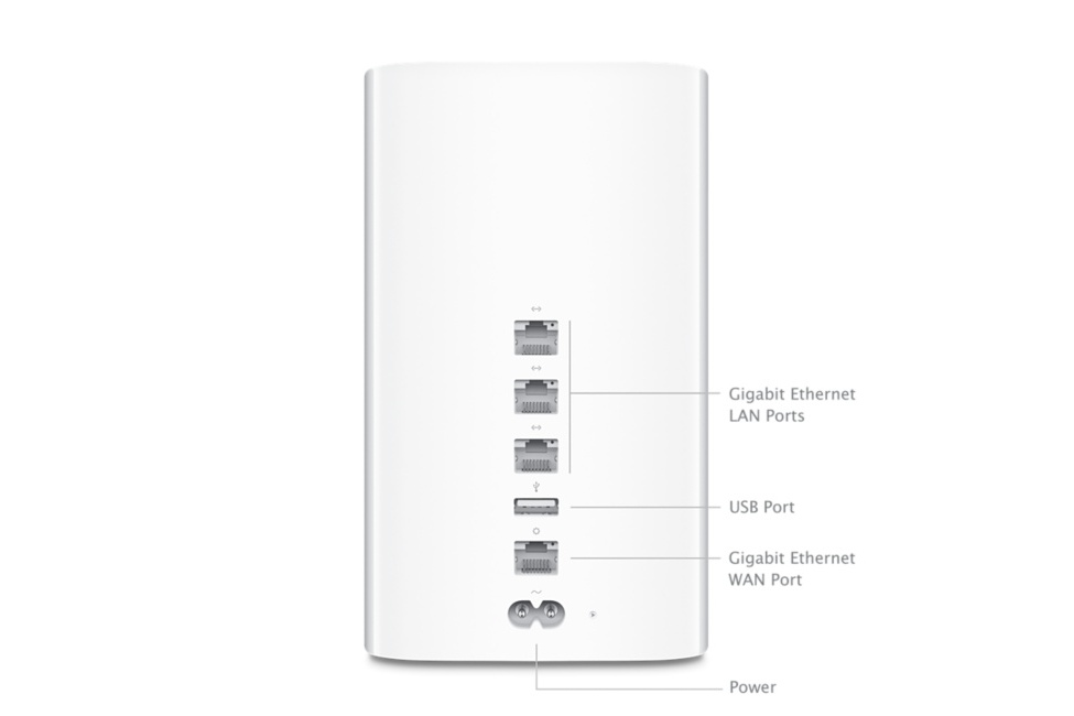 Apple announces new AirPort Extreme and Time Capsule base