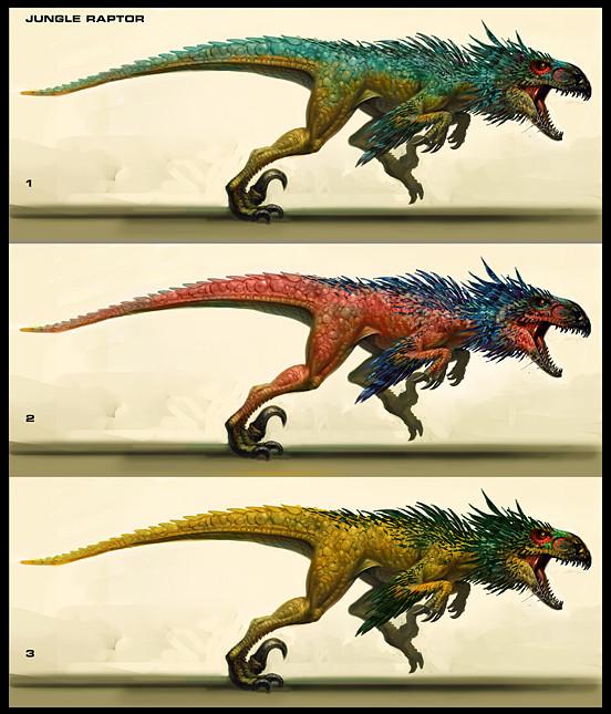 Evolution Turok Concept Turok