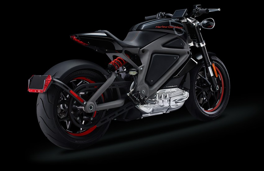 Image result for Harley-Davidson's first all-electric motorcycle