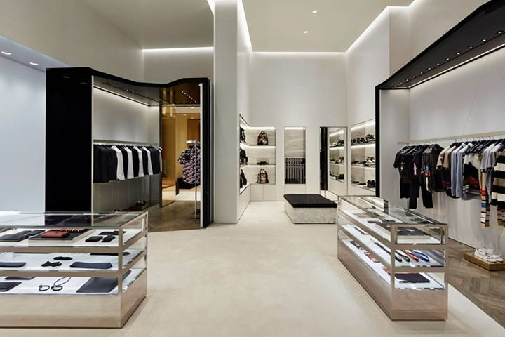 Behold The Very First Givenchy Store in the United States