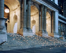 The Lobby Of New York Public Library Credit Ozier Times