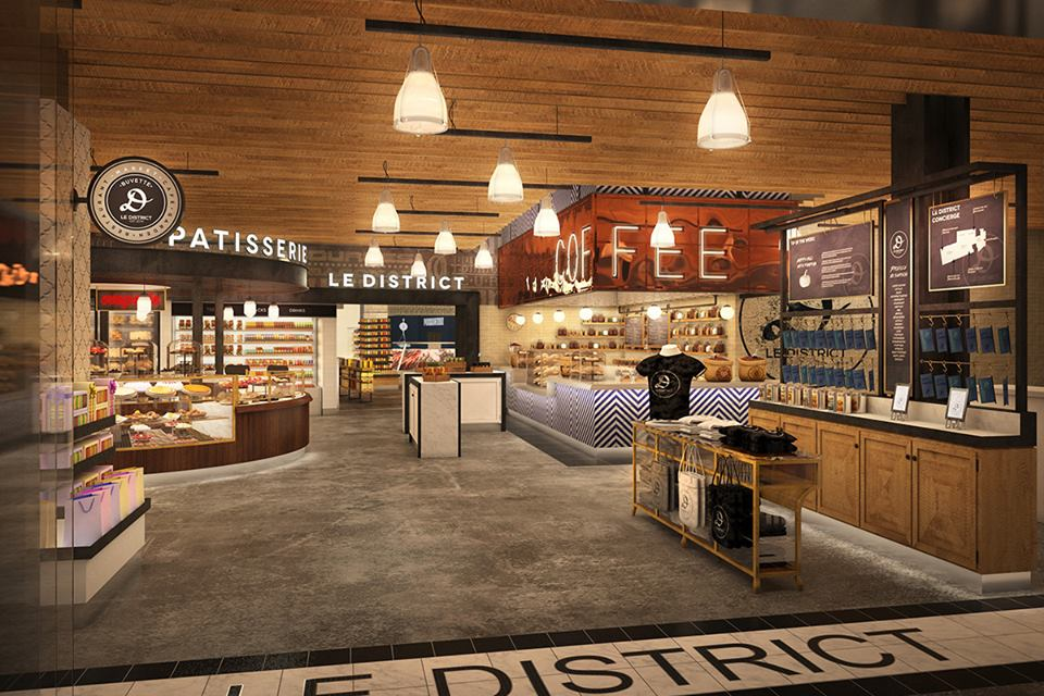 The 23 Most Anticipated Food Halls in the Country - Eater