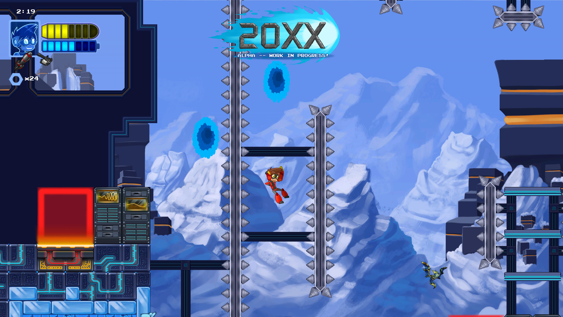 20XX is a coop roguelike take on Mega Man  Polygon