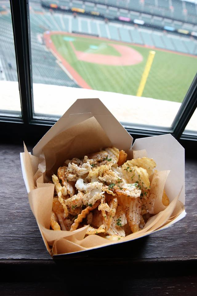 Where to Eat at Camden Yards Home of the Baltimore