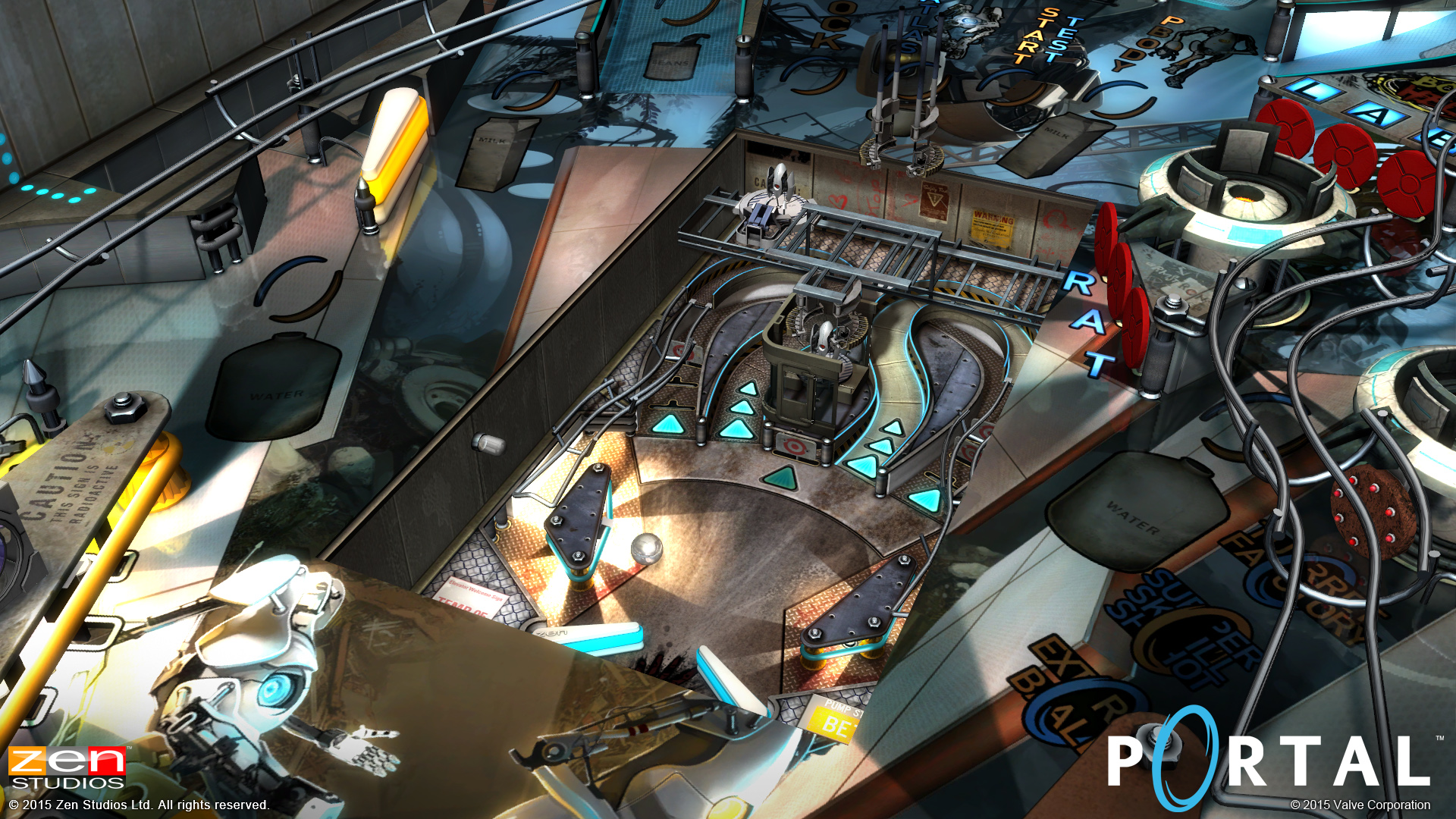 Portal Is Turning Into A Pinball Game The Verge