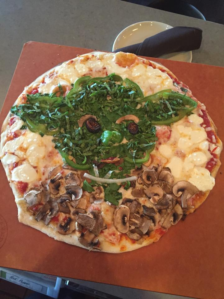 The Force is Strong With This Yoda Pizza  Eater Dallas