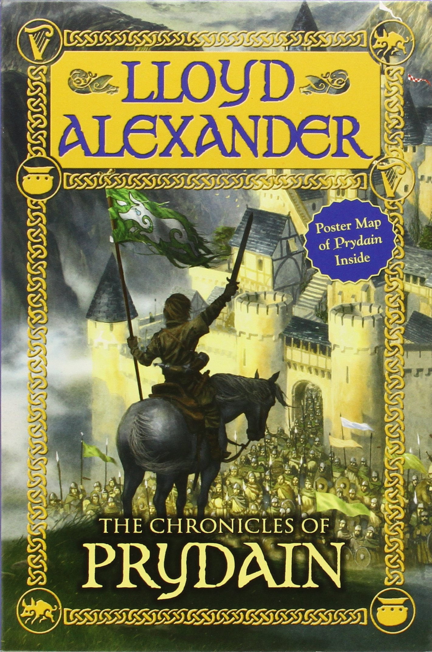 The Chronicles of Prydain is the greatest fantasy series ever written  Vox