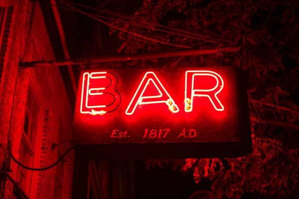 Tour Of Downtown Nyc' Top Neon Bar Signs - Eater Ny