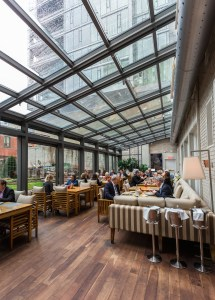 Step Maison Boulud Downtown Montreal' Ultimate