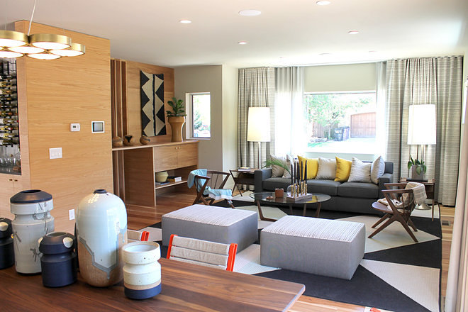 Midcentury Pad Gets Total Makeover In Denver For Sunset Magazine