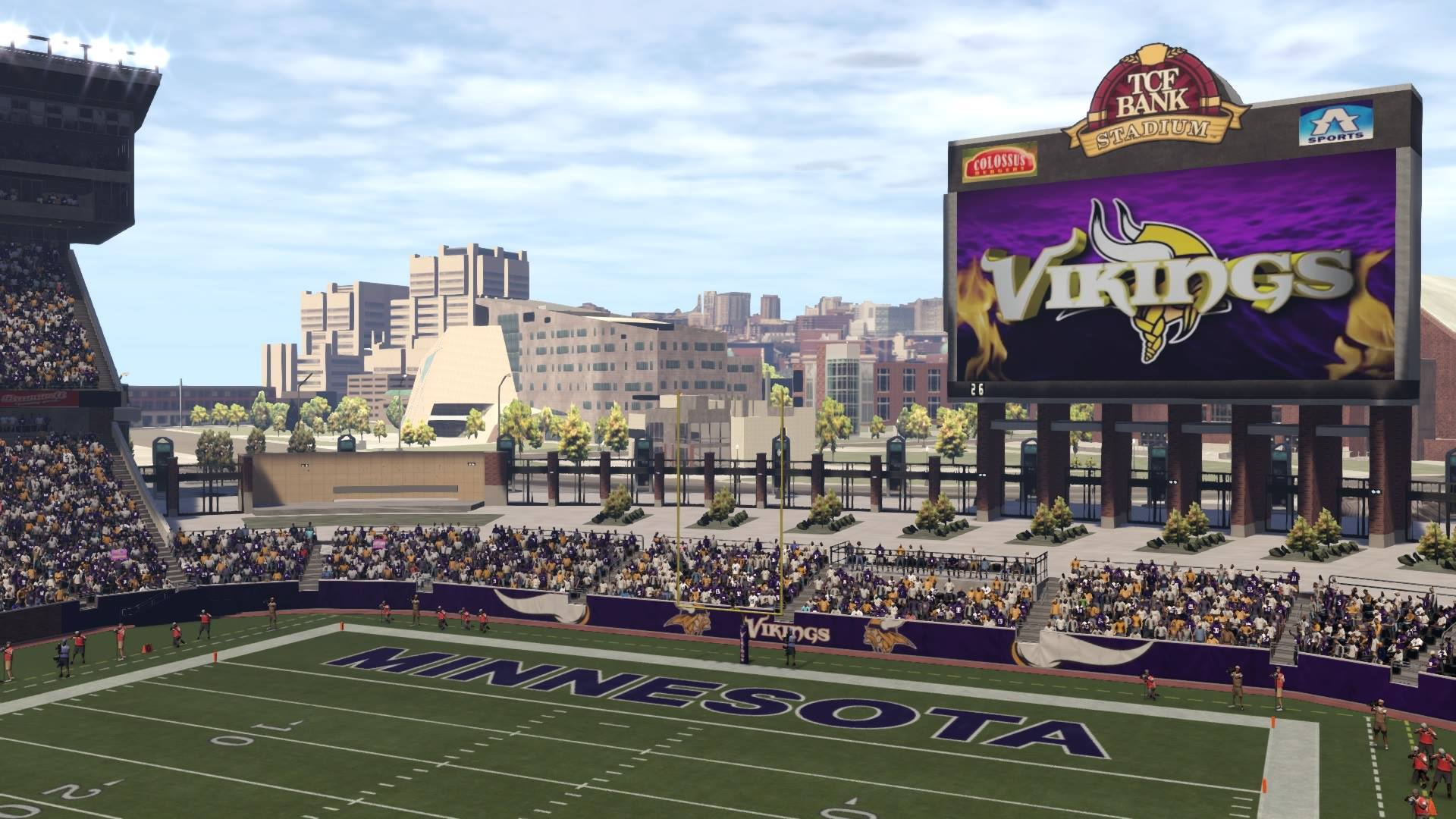 Los Angeles Rams Move Means Maddens Stadium Builders