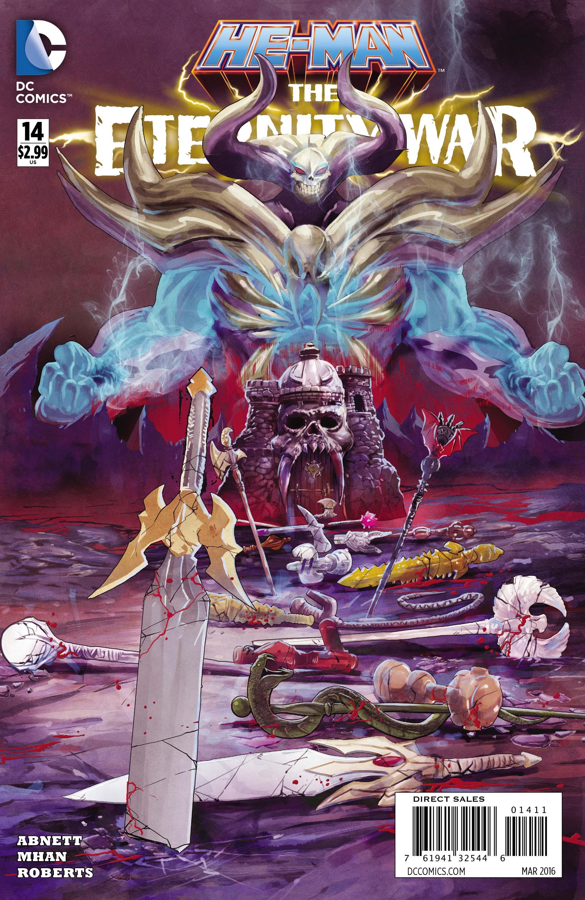 HeMan Eternity War preview Skeletor has the power