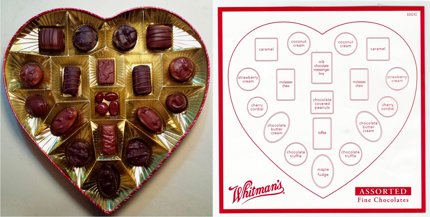 A Box Of Chocolates Eater