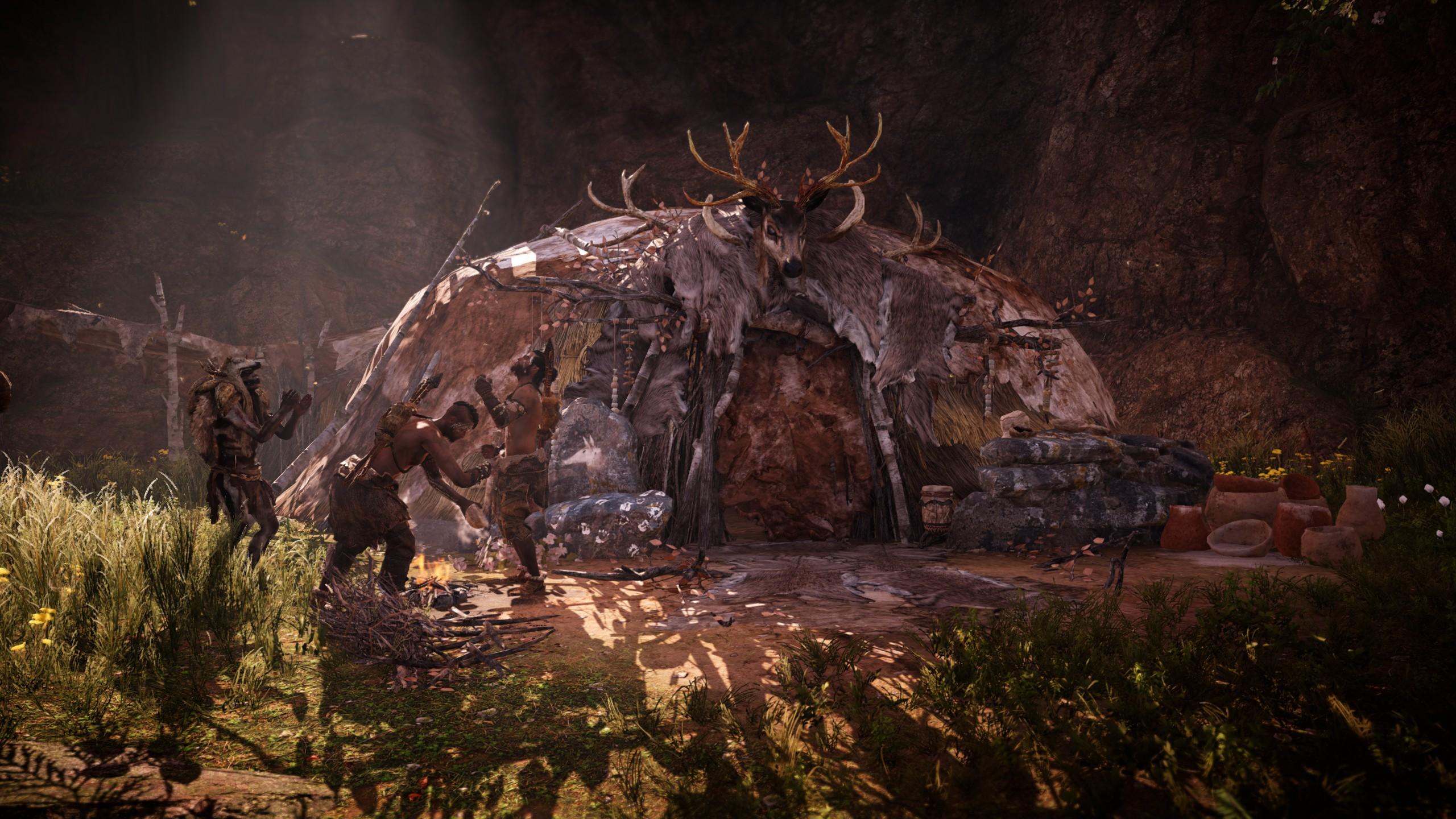 Twenty Absurdly Pretty Screenshots Of Far Cry Primal On PC The Verge