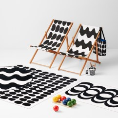 Santa Hat Chair Covers Target Best Lawn Recliner The X Marimekko Lookbook Is Here Racked Deck Chairs 74 99 Outdoor Rug 79 Bocce Set