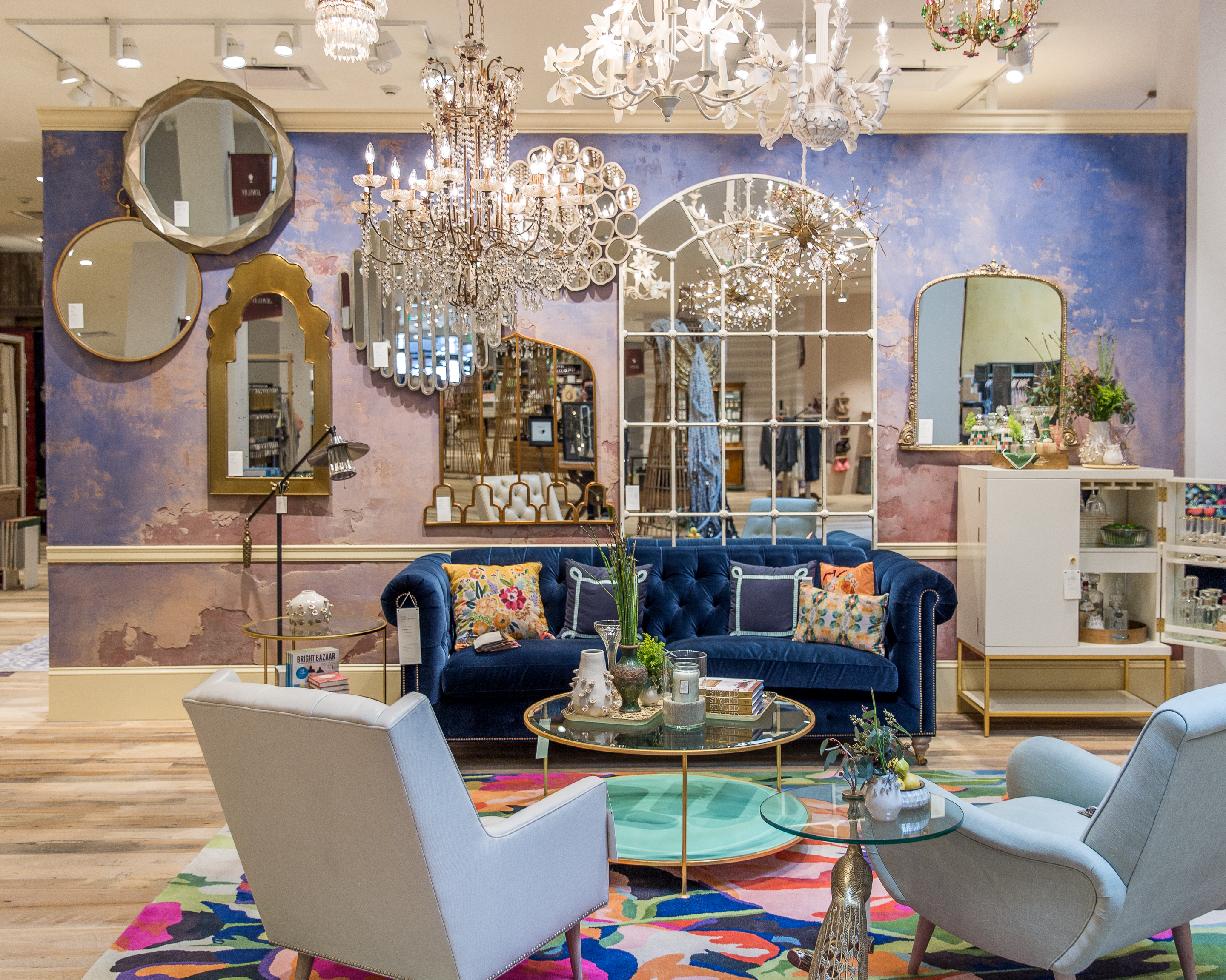 Anthropologie's Upgraded Newport Beach Store Offers Major