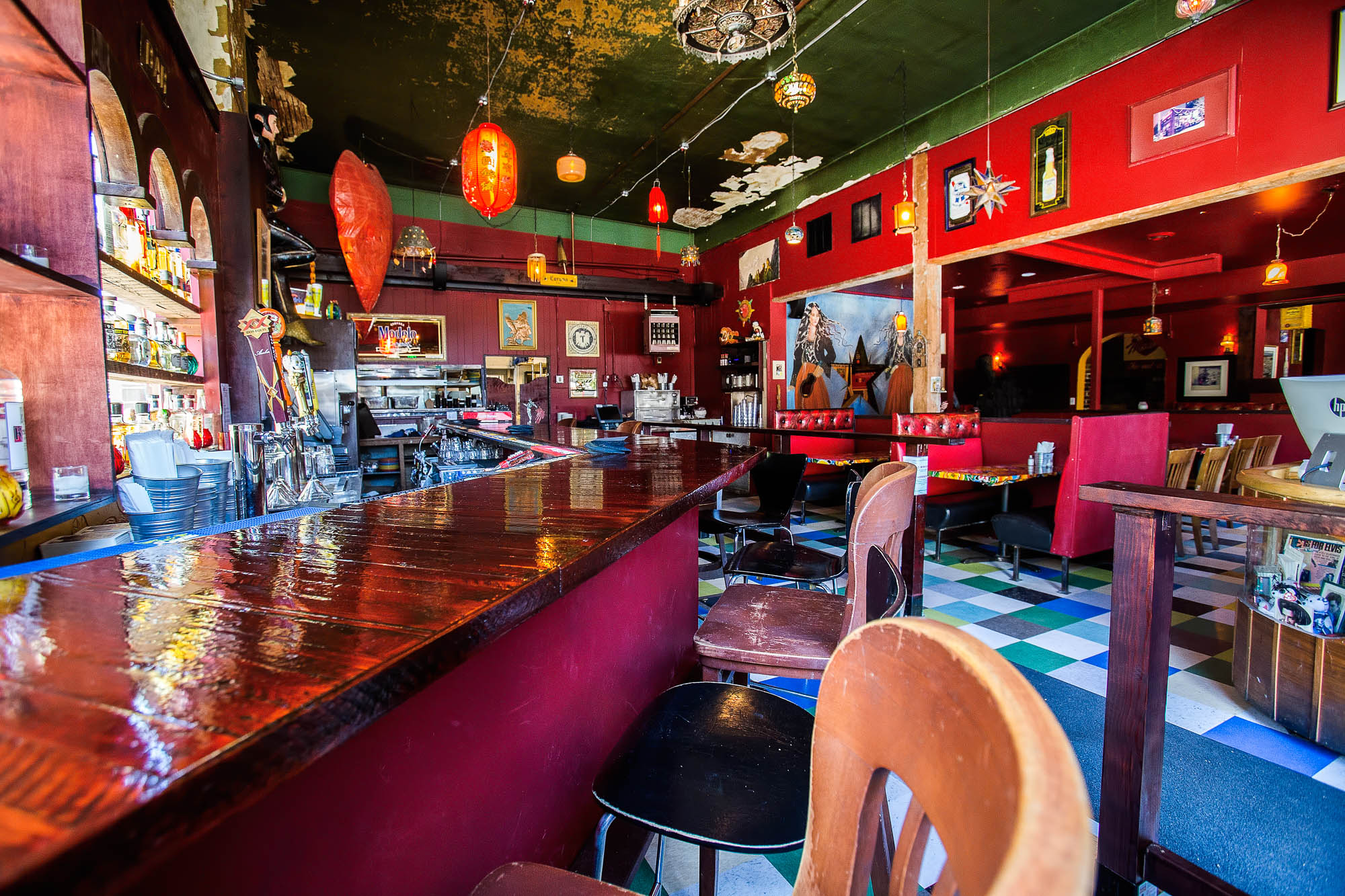 Spot the Changes at Mamas Mexican Kitchen Reopening