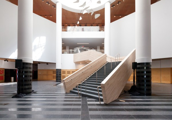 SFMOMA Expansion Interior Lobby