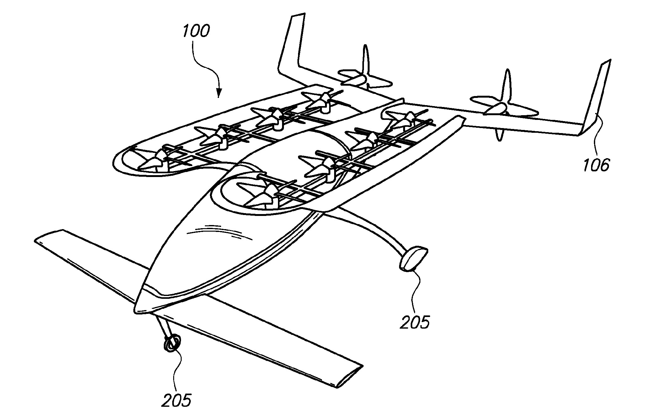 Co Founder Larry Page Is Secretly Building Flying
