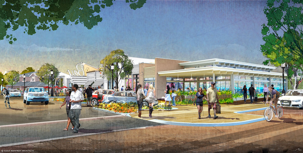 The Pacific Palisadess Grove Like Downtown Revamp Is