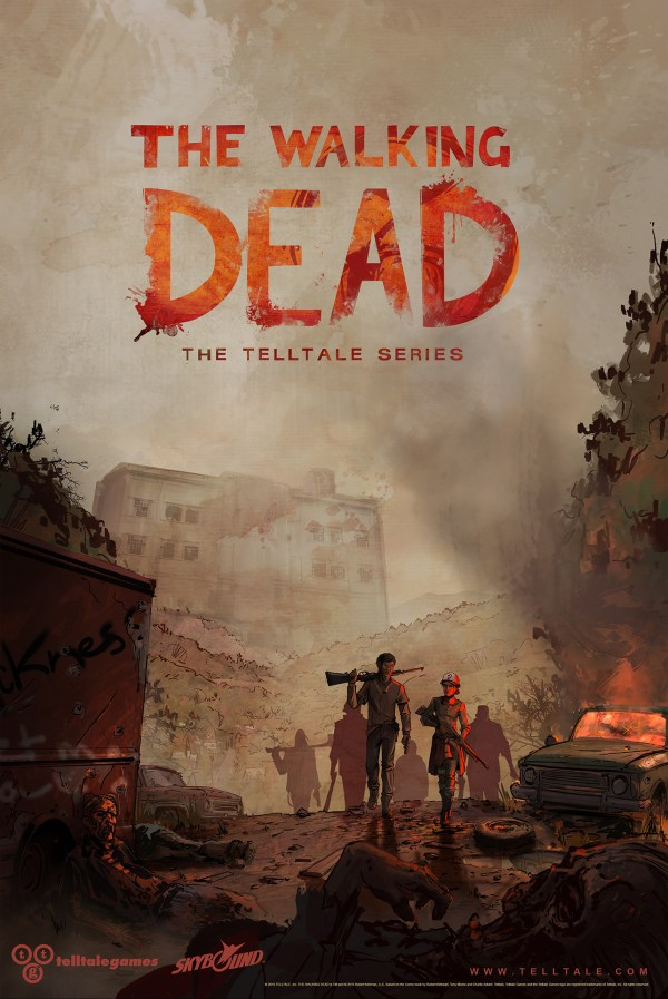 Telltale The Walking Dead Season 3