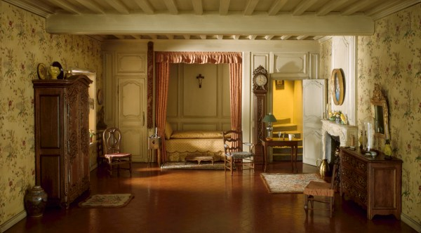 18th Century French Rooms