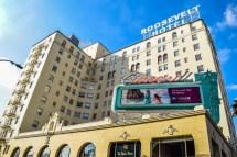 Hollywood Roosevelt Hotel Haunted