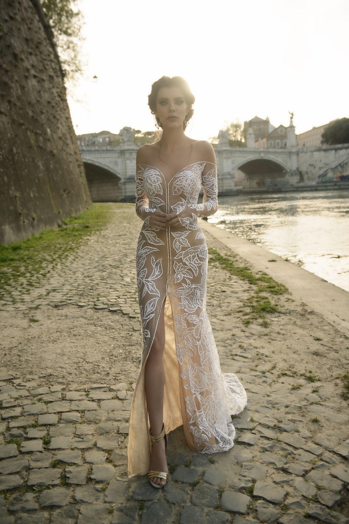 Israeli Designers Prove Wedding Dresses Arent Just For