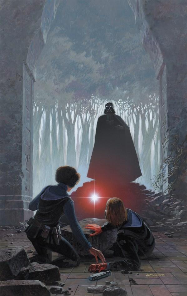 Star Wars Ralph McQuarrie Art