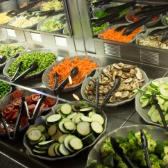 Catering Buffet Set Up Diagram Dia Editor Review The Beauty And Bounty Of Steakhouse Salad Bar Eater