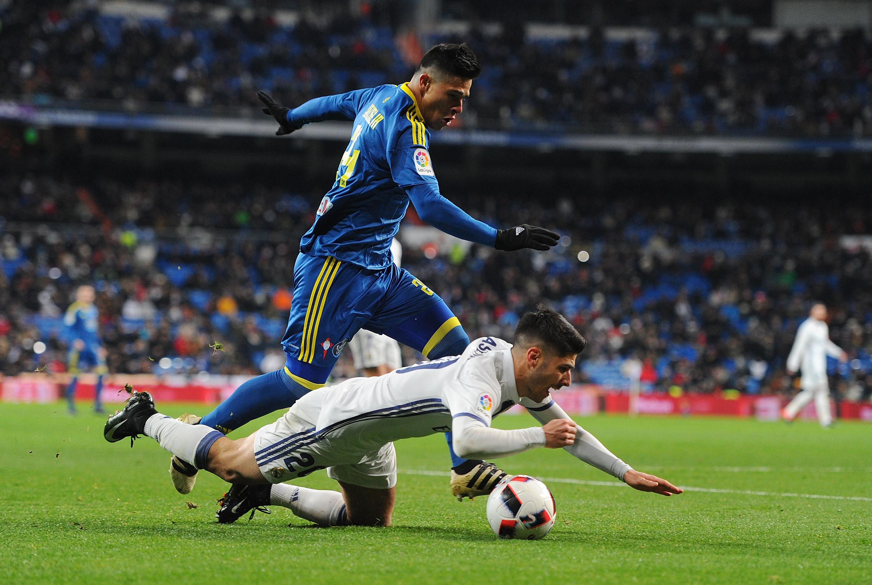 Celta de Vigo vs. Real Madrid, 2016/17 Copa del Rey