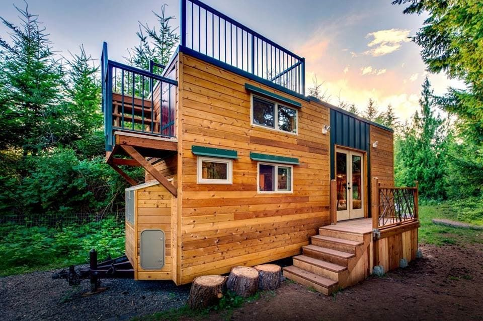 5 Tiny House Designs Perfect For Couples Curbed