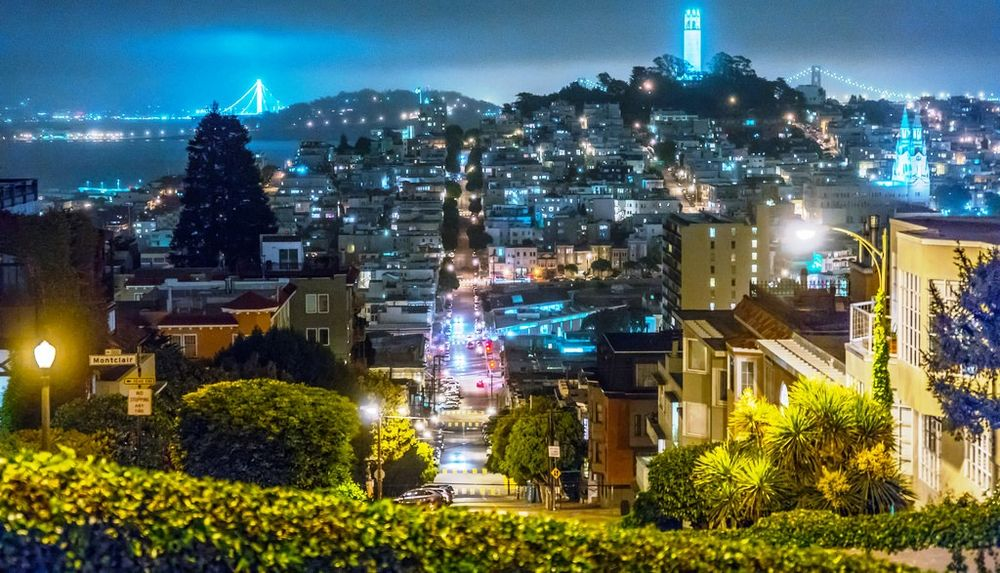 San Francisco Bridge Hd Wallpaper San Francisco Considers Toll For Lombard Street Curbed Sf