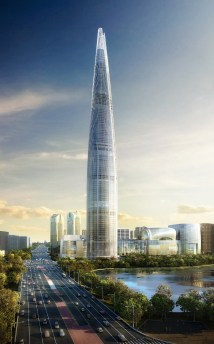 Tallest Buildings Under Construction In Development